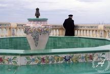Ceramic Places & Spaces / Ceramics cities and crafts in Italy.