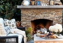 outdoor spaces. / by Katie Wagner