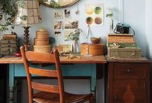 Favorite Places & Spaces / Styled spaces around the home