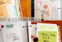 A Place for Everything & Everything in it's Place / Organizational ideas for the home. / by Joselyn @The DIY Spot