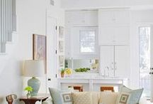Small Space Living / Ideas and inspiration for the small space living