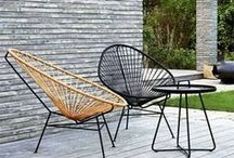 Outdoor furniture / by Slowgarden