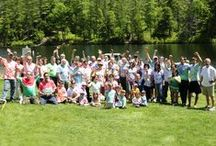 Family Reunions / Mountainside or Lakeside Family Reunions... made easy!  So much to do ... for all ages! Keeping everyone happy is hardly a concern at Purity Spring Resort. Whether your age 4, 14, a parent, or grandparent, Purity has recreational options for everyone.