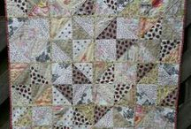 Quilts door mij gemaakt