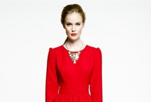 My heart beats for 'red' / Eco-fashion and ethical fashion in red