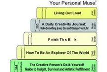 Living the Creative Life! / Stuck in a rut? Want to reconnect with your inner creative genius? Creative ideas for living your best life! / by Joselyn @The DIY Spot