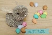 Easter Ideas / Craft projects, decorating for Easter / by Tina