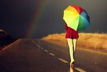 Everything's Better with Rainbows / A World of Colour and Magic