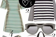 WIT Style Sheets / Outfit and shopping inspiration mood boards