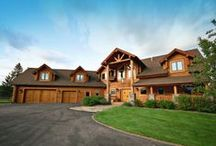 Kalispell, MT - May 27, 2014 / Luxury home for auction in Kalispell, MT on Tuesday, May 27th, 2014.  / by Grand Estates Auction Company