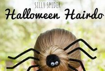 Halloween Ideas & Decor / Fun games, tricks, and treats for Halloween fun with the kids. Decor and DIY that make celebrating the spooky holiday super easy and FUN!