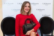 WIT & L.K. Benntt VOGUE Fashion Night Out / WIT and L.K. Bennett celebrate FNO in London