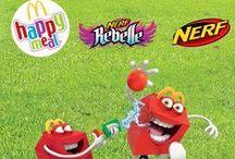 Nerf & Nerf Rebelle