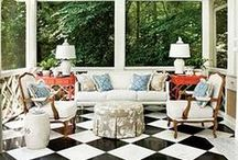 HOME: Outdoor Living Spaces