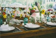 EVENTS: Tablescapes & Place Settings