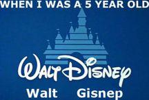 Disney / by Melanie Bennett