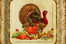 """Thanksgiving / """"Thanksgiving Day is a good day to recommit our energies to giving thanks and just giving."""" - Amy Grant"""