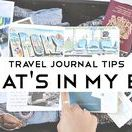Travel Journaling / Journaling your travels and experiences