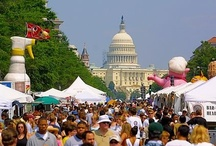Things to do in DC...my hometown  / There are sooo many wonderful, fun and educational places to visit in the DMV area, here are just a few! / by ✿Cynthia McLean✿