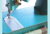 sewing / by Debbie Clark