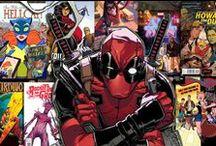 Comic Books & Art