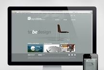 TO BE DESIGN / My featured works. Graphic Design, Web Design, Industrial Design.