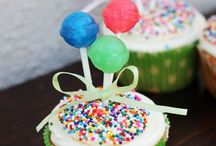 birthday's and parties / by Karissa Gleave