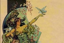 L'Art Nouveau / by Rachel In Veganland