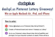 dealspl.us Lottery / by Michelle Hudak