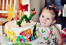 Kiddos birthday parties / by Maura Zingsheim