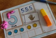 Math -- Numbers/Counting