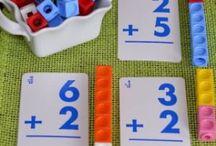 Math -- Addition & Subtraction