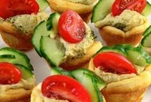 Recipes - Appetizers & Snacks / Dips, appetizers and snack foods / by Karen Angelo