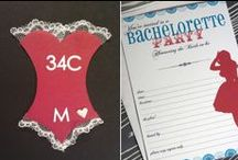 Bachelorette party. / by HeavenlyHayley
