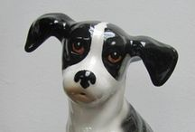 Lost Animals, cute, ugly and adorable / I try to save porcelain figurines of the fifties and sixties. I love to find a new home for all of them.