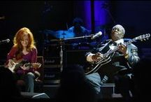 I love Bonnie Raitt! / She is so talented!  I want to meet her someday! / by Susan Lentell