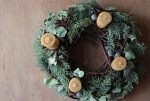 The Home | Nesting for Xmas / Inspiration and diy ideas for the festive season.
