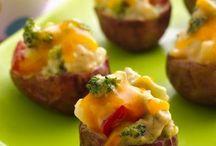 Recipes -- Potatoes
