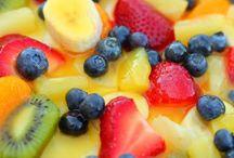 Recipes -- Fruits & Veggies