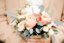 Inspire my Wedding - Peach/ Pink and Grey