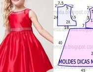 Children's clothes with tailoring