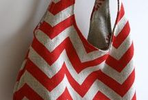 Bags & Totes / Patterns & tutorials for cute purses, totes and wallets / by Prairie Cottage