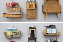 miniatures / by Litsa Kyriacopoulos