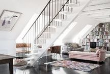Home // Style inspiration / Gorgeous inspiration for the home #design