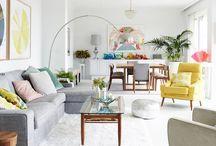 Home // Living Room / Dream living rooms for interior inspiration #sofa #livingroom