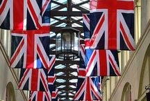 Yes, I'm an Anglophile / Lover of all things British. London. Tea. Crumpets. Double cream. Theatre. History. And more!