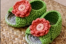 Kids' booties, shoes, etc / by Deborah Hazen