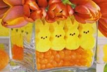 Spring into Easter / Fun ideas and decorating inspirations for spring and Easter