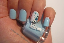 nail art / by Anthea Var