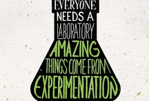 Education: Science Experiments & Activities / by C Flutterbye